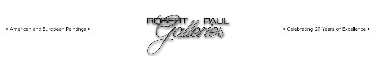Robert Paul Galleries